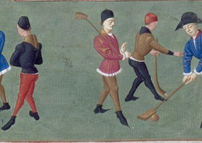 Getijdenboek - Heures d'Adélaïde de Savoie, Hertogin van Bourgondie, Februari, Musée Condé, Chantilly 2
