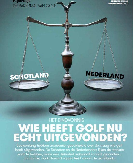 Reportage Schotland NL