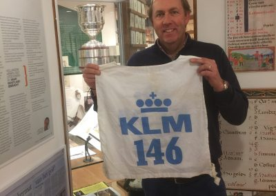 KLM Open memorabilia