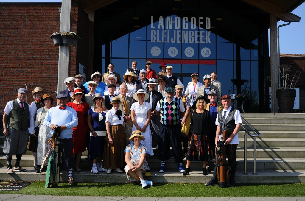 Dutch Golf Museum Open Hickory Tournament, Bleijenbeek 21 April 2018