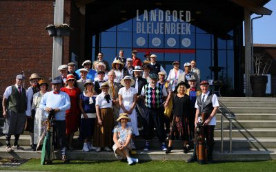 Dutch Golf Museum Open Hickory Tournament, Bleijenbeek 21 April 2018