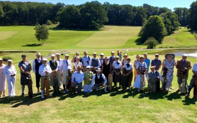 1st International Hickory Open Championship Burg Zievel 1 July 2018
