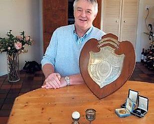 Golfclubs van Peter Marsden
