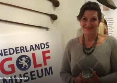 Romana Oosterbeek-Airoldi laat droom van haar man uitkomen